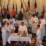 Mednarodno srečanje Kolpingovih družin - slovesna sveta maša