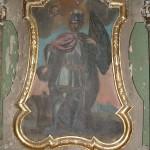 Slika Svetega Florjana pred obnovo