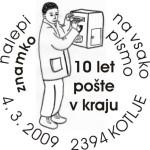 10 let pošte JKotlje
