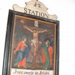 Križev pot napisan v bohoričici