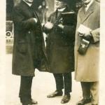 Aljoz Kuhar v Parizu leta 1926