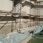 'Cokel' okoli ladje je imel kar tri cementne sloje, ki so se odbili