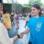 Tolazilno nagrado so prejeli tudi vsi prijavljeni prostovoljci